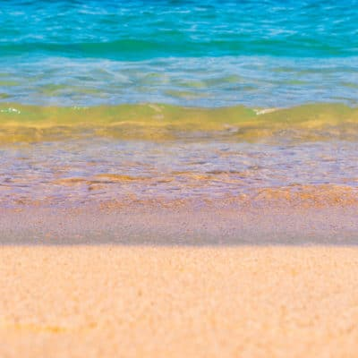 Beach Colors - Hawaii Ocean Photography